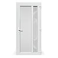 Model 12 kunststof voordeur