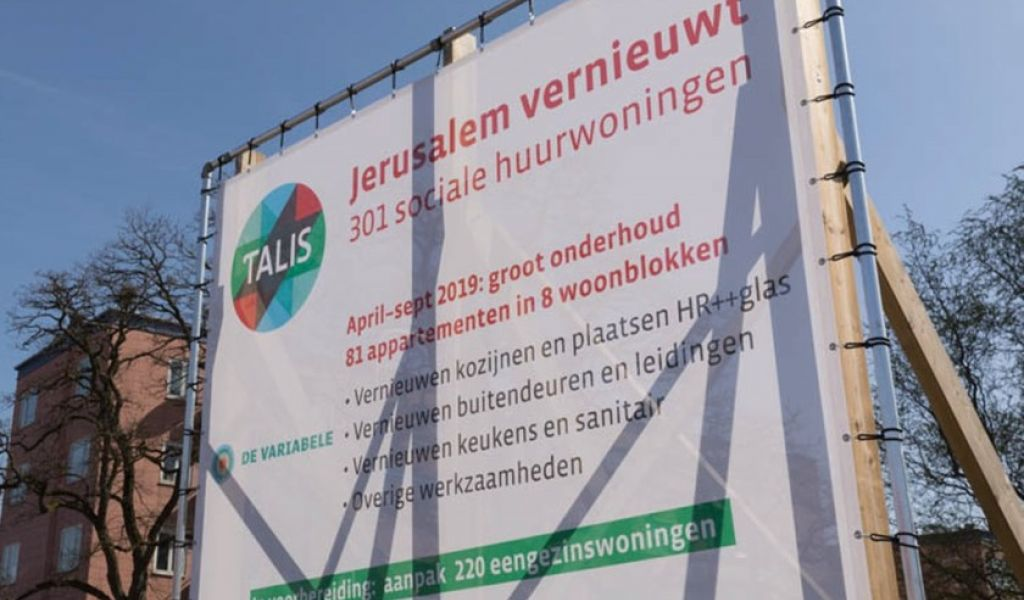 Project Jerusalem van start